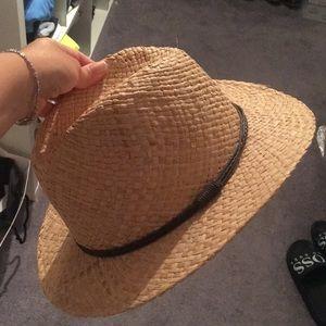 Zara summer hat
